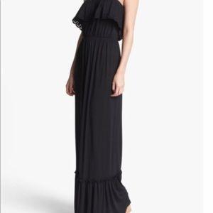 NWT Felicity & Coco black strapless dress